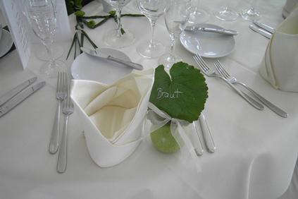 Portfolio: Hochzeit